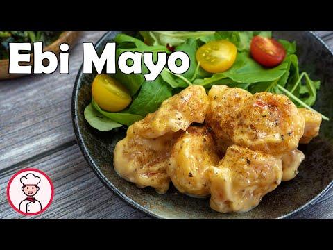 lyteCache.php?origThumbUrl=https%3A%2F%2Fi.ytimg.com%2Fvi%2FU NgAgK6gB8%2F0 Ebi Mayo - Crevettes frites sauce mayonnaise - エビマヨ