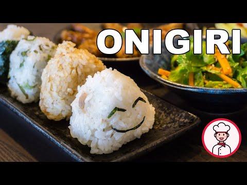 lyteCache.php?origThumbUrl=https%3A%2F%2Fi.ytimg.com%2Fvi%2FUd9w3F2Wo 8%2F0 Onigiri - Les sandwichs de riz japonais