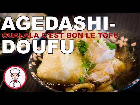 lyteCache.php?origThumbUrl=https%3A%2F%2Fi.ytimg.com%2Fvi%2FXoePtUaKjTk%2F0 Tofu frit japonais - Agedashi-doufu