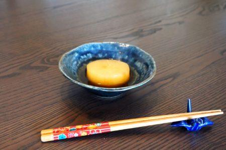 Notre recette du radis blanc mijoté - Daikon oden
