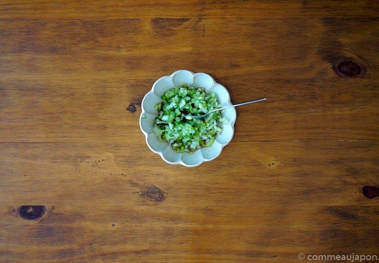 ThonMiCuit Wasabi 1.2.3 Thon juste saisi au sésame et sauce au wasabi