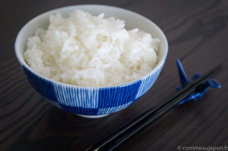 Cuisson du riz japonais sans rice cooker