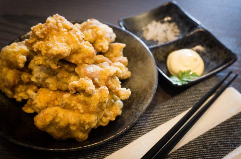 Karaage - Poulet frit japonais - 鳥から揚げ