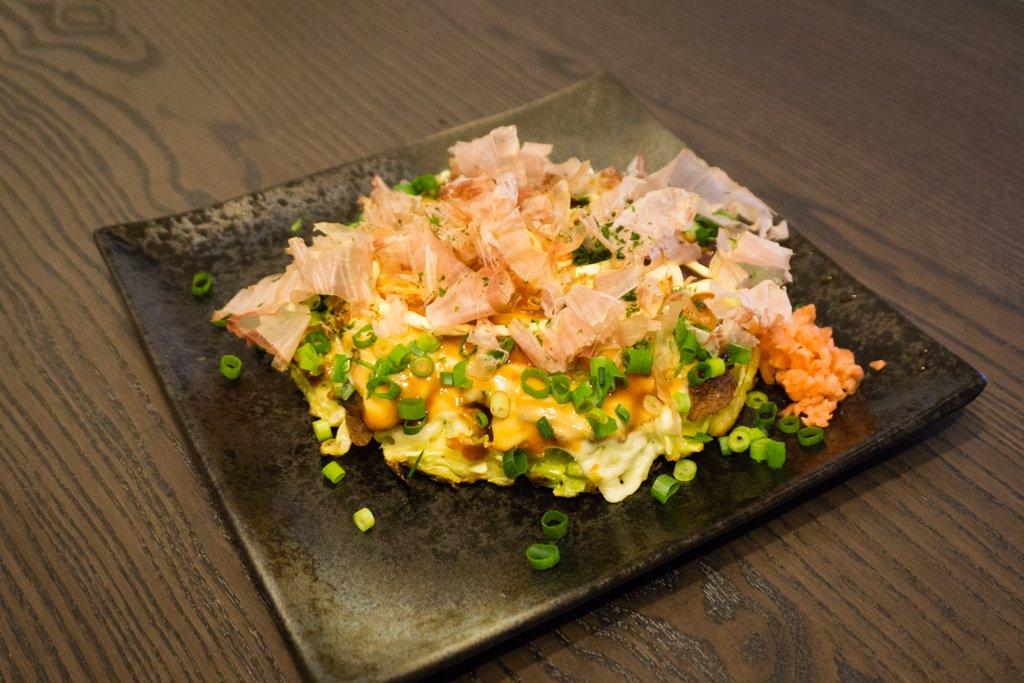Okonomiyaki – お好み焼き