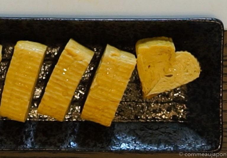 dashimaki dressage etape 2 2 Dashimaki - L'omelette roulée japonaise - Tamagoyaki