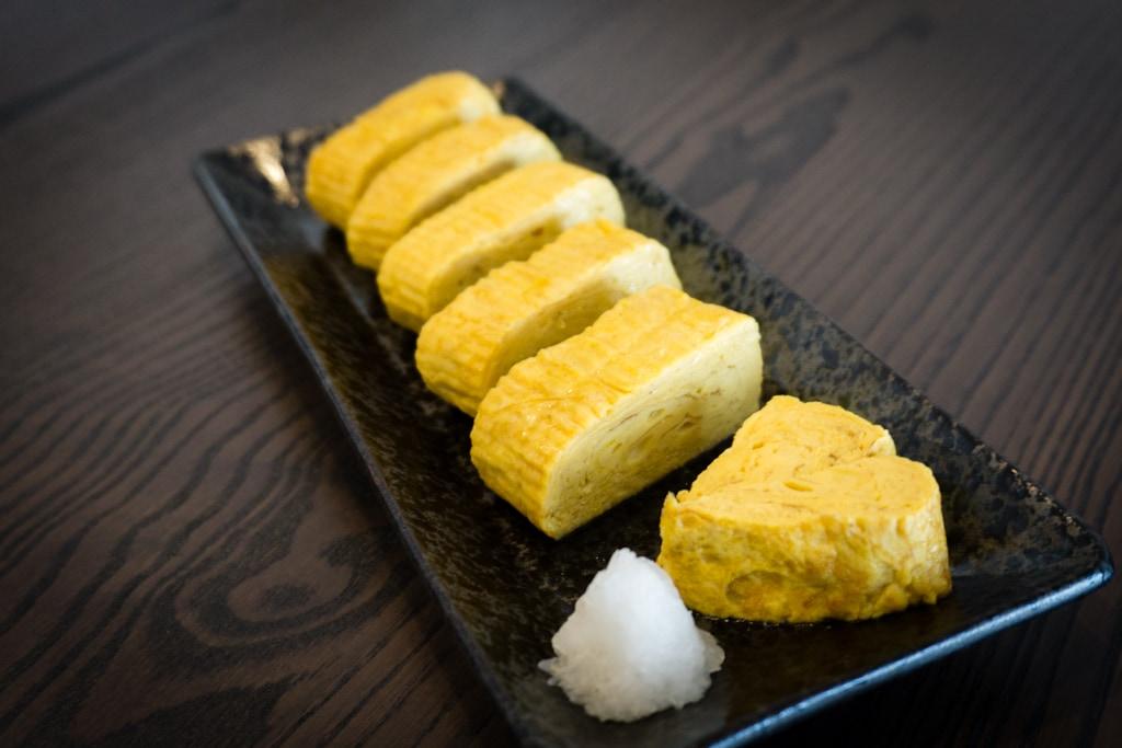 Dashimaki – L'omelette roulée japonaise – Tamagoyaki