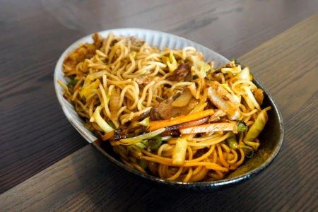 La recette des Yaki Soba et Yaki pasta