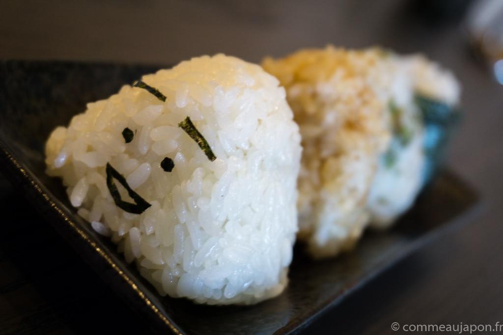 Onigiri – Les sandwichs de riz japonais