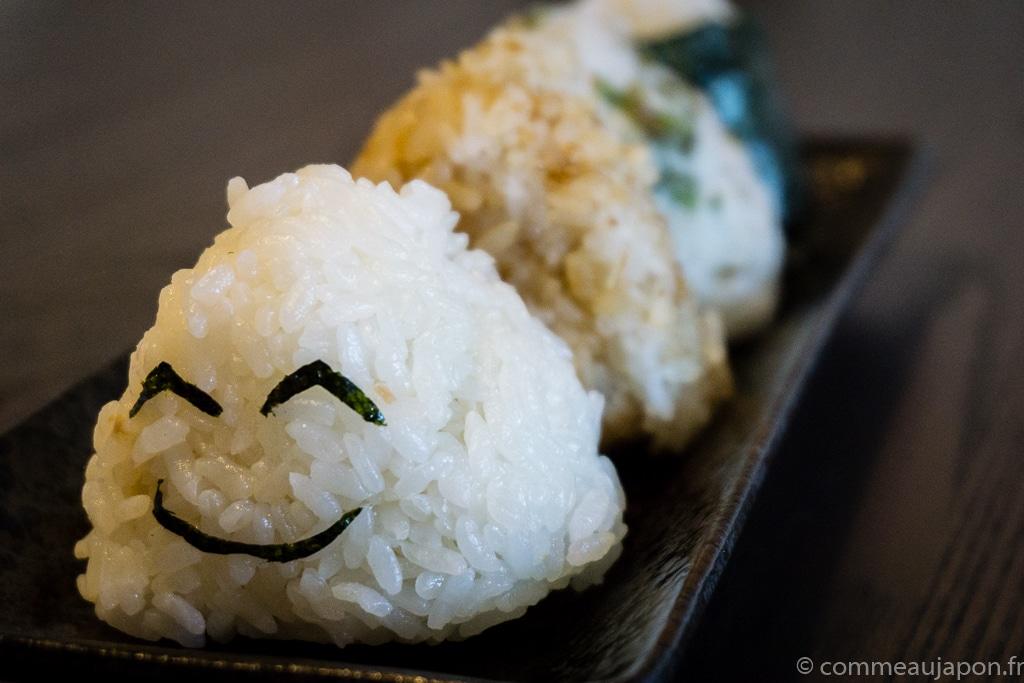 onigiri mignon Sandwich japonais au porc pané - Katsu Sando - カツサンド
