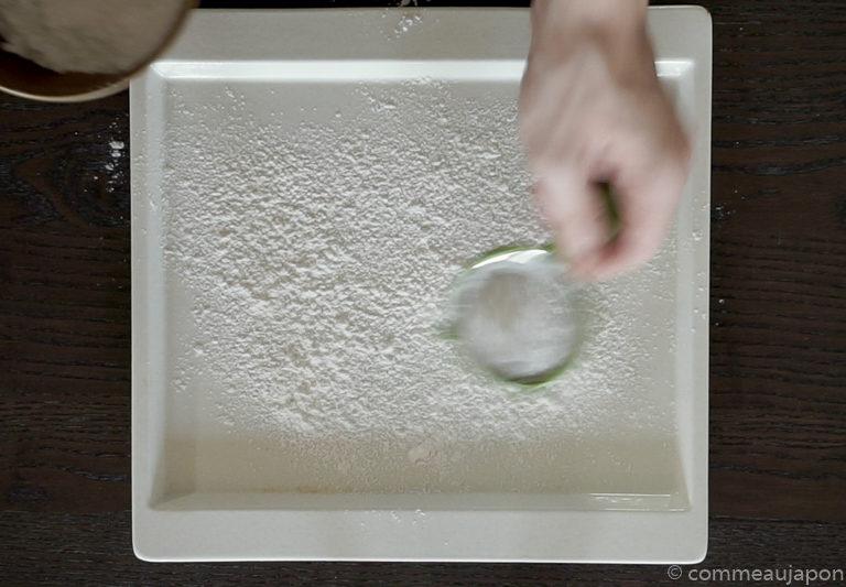 daifuku recette etape 8 Daifuku Mochi aux fruits