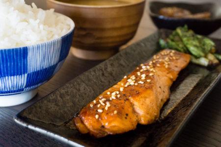 Recette du saumon sauce teriyaki