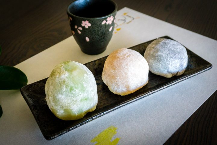 Les farines de riz japonaises