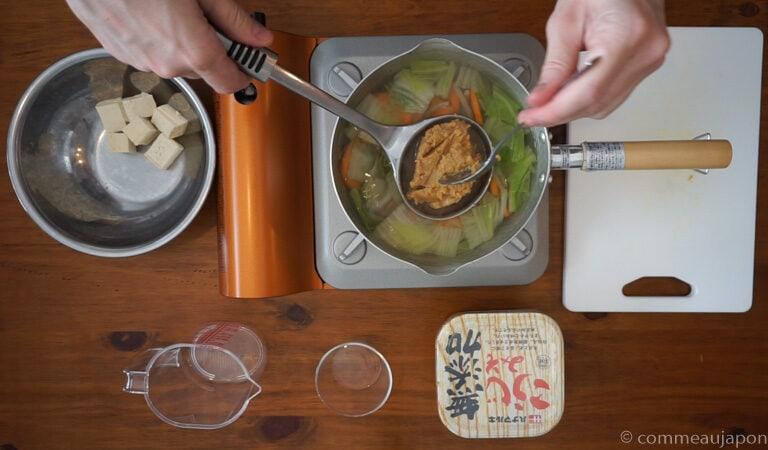 20200304 miso 1.9.1 Soupe Miso aux légumes