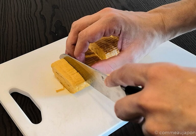 dashimaki 1.11.1 Dashimaki - L'omelette roulée japonaise - Tamagoyaki