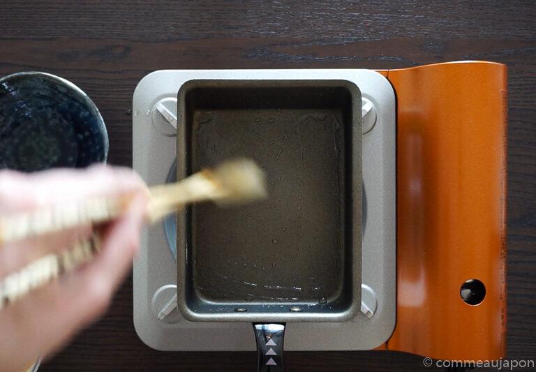 dashimaki 1.7.1 Dashimaki - L'omelette roulée japonaise - Tamagoyaki