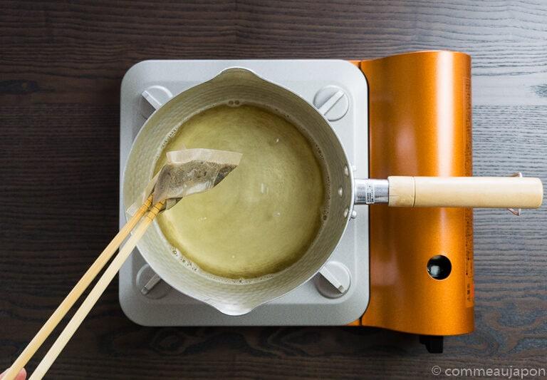 kitsune udon recipe Kitsune Udon - Soupe de udon et tofu frit