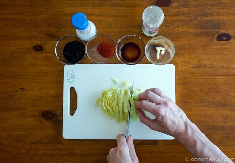yakiSoba 1.12.1 Yakisoba - Nouilles japonaises sautées au porc et légumes - 焼きそば