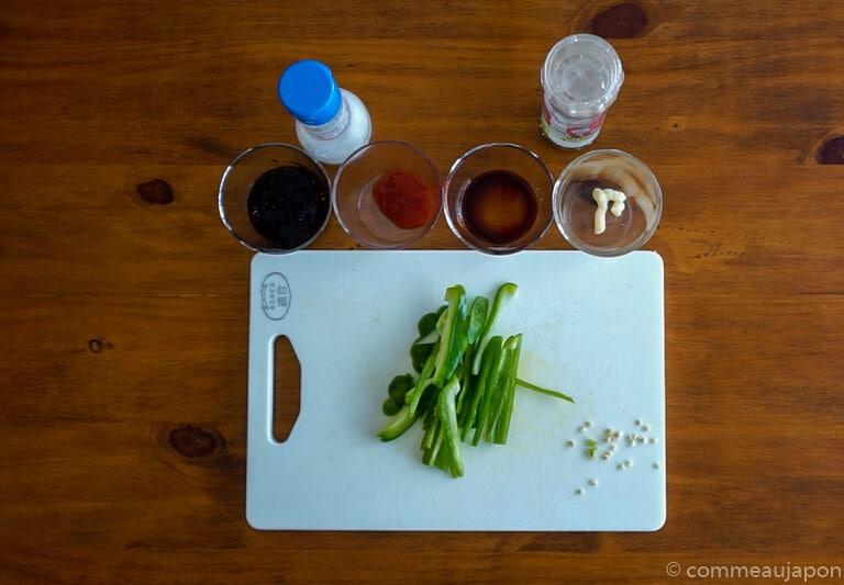 yakiSoba 1.22.1 Yakisoba - Nouilles japonaises sautées au porc et légumes - 焼きそば