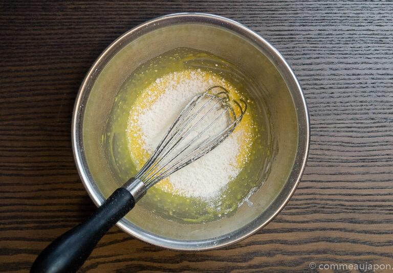 DSC09618 Pancakes soufflés japonais