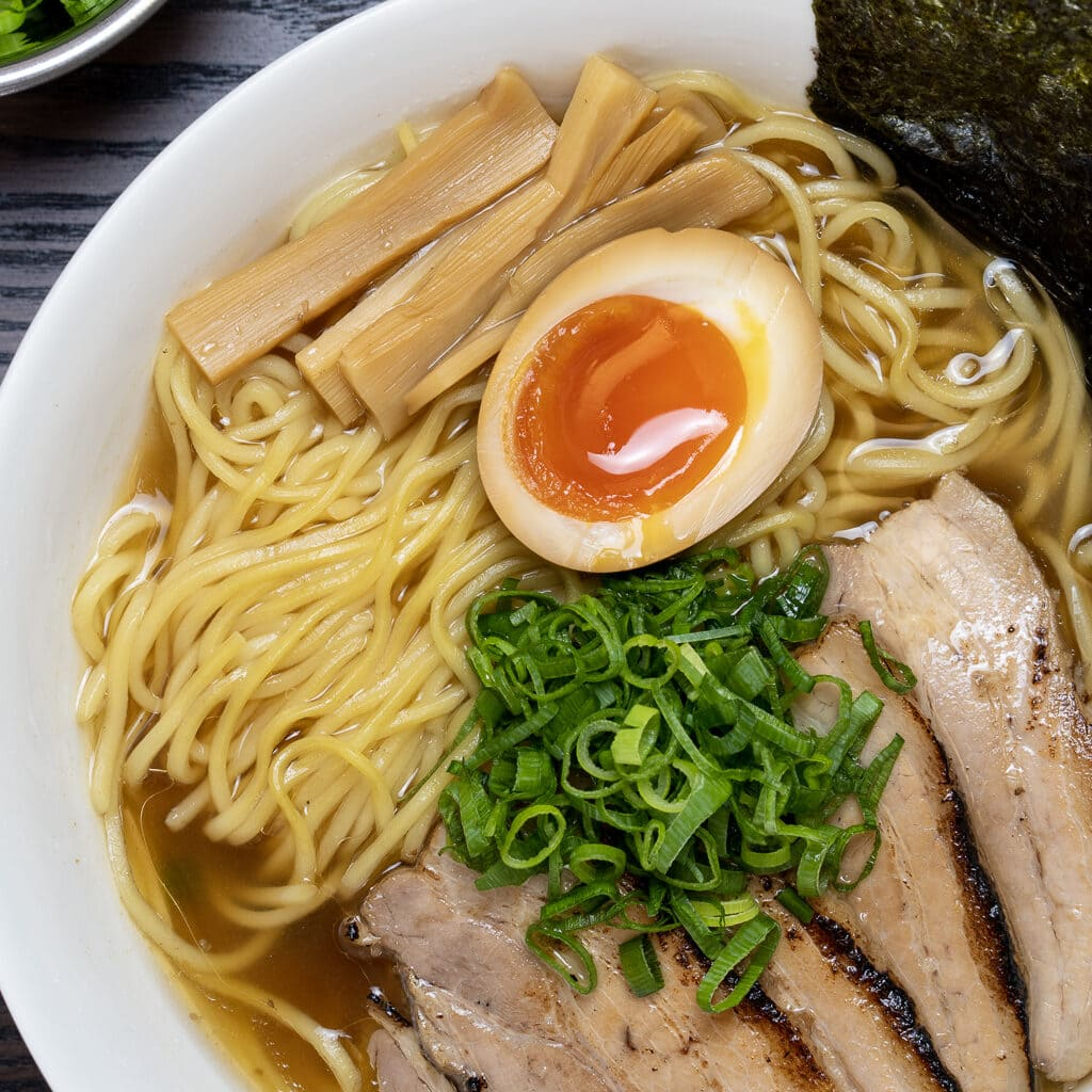 ramen  1 of 1 2 Shoyu tare - Sauce pour ramen soja - 醤油たれ