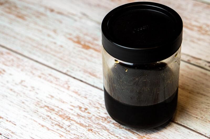 Shoyu tare - Sauce pour ramen soja - 醤油たれ
