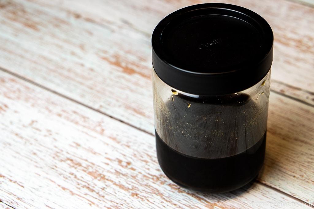 Shoyu tare – Sauce pour ramen soja – 醤油たれ