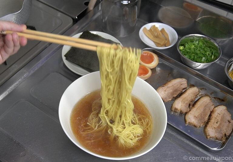 shoyu ramen recette 24 of 25 Shoyu Ramen - Ramen sauce soja - 醤油ラメーン