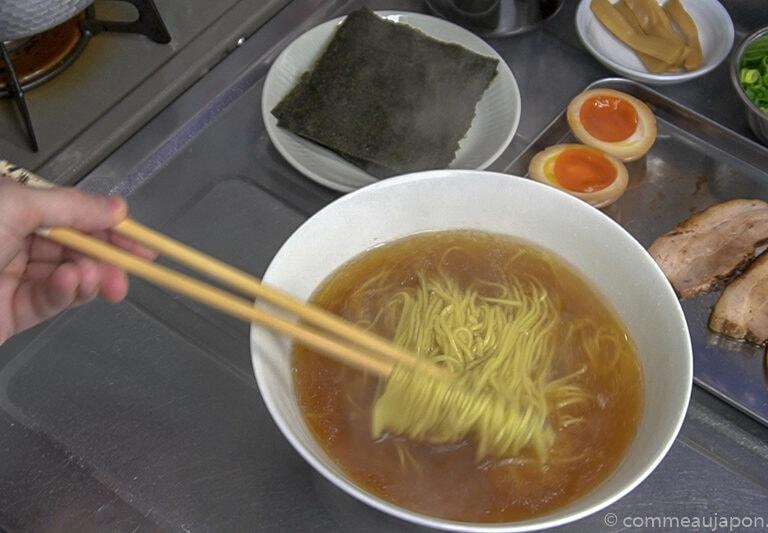 shoyu ramen recette 25 of 25 Shoyu Ramen - Ramen sauce soja - 醤油ラメーン