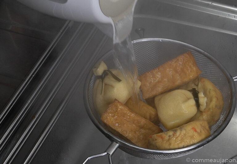 oden etape 1.25.1 Oden - Pot-au-feu japonais