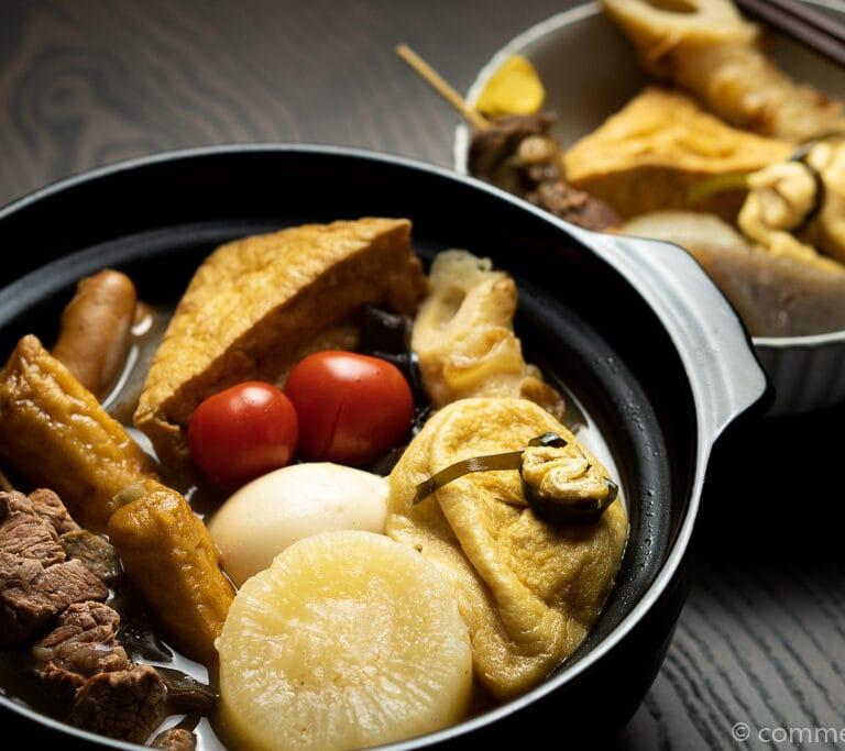 Oden – Pot-au-feu japonais
