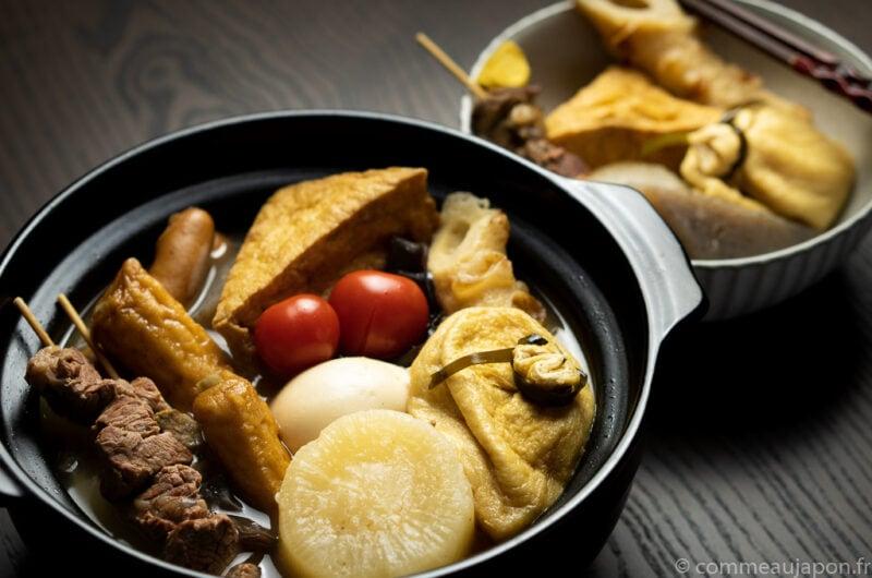 L'oden - Pot-au-feu japonais