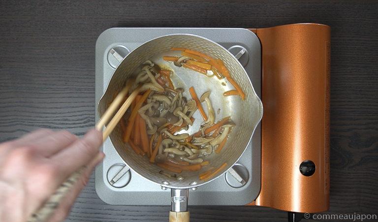 shiraae recette 6 of 12 Shiraae - Salade au tofu crémeux - 白和え