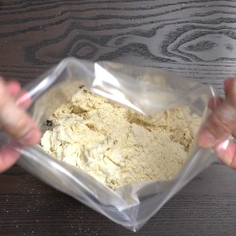 ramen noodles steps 1.9.6 Les nouilles à ramen