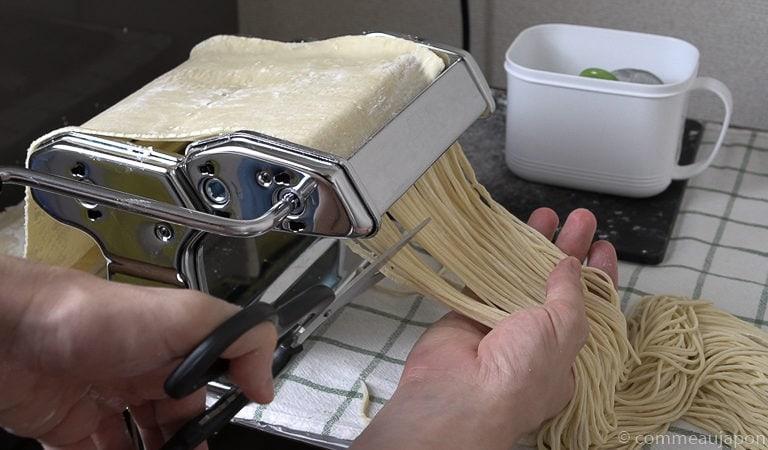ramen nouille recette etape 11 of 17 Les nouilles à ramen