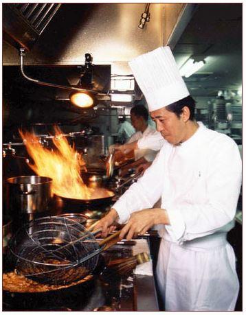 Shu tomitoku Ebi Mayo - Crevettes frites sauce mayonnaise - エビマヨ
