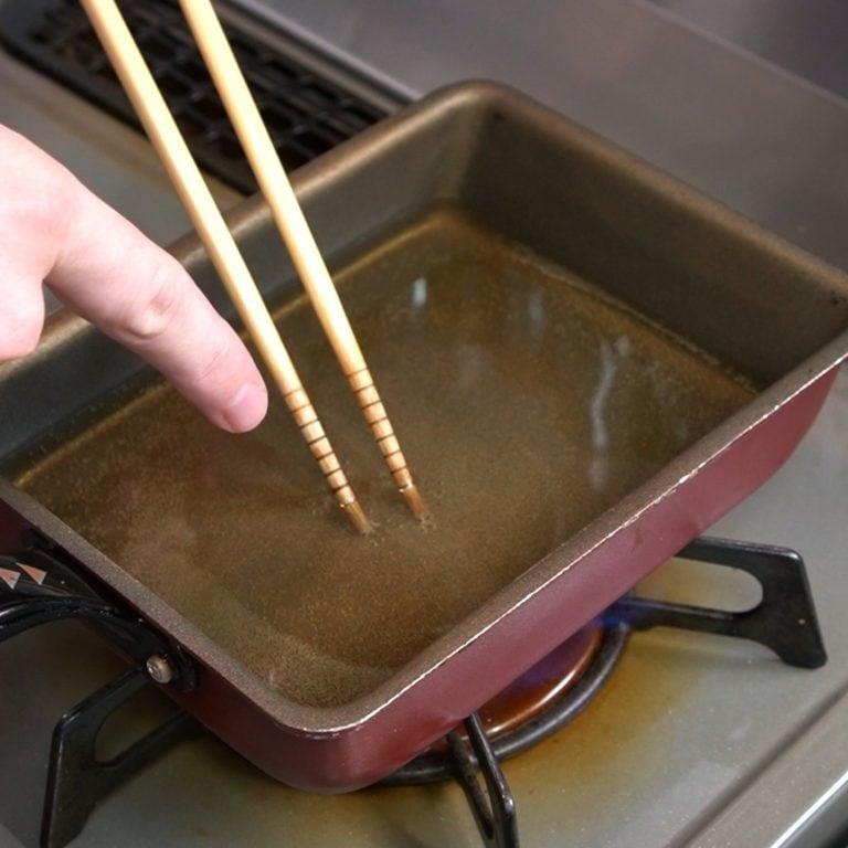 ebi mayo recette etape 1.36.1 Ebi Mayo - Crevettes frites sauce mayonnaise - エビマヨ